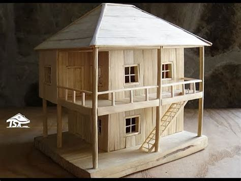 Prarie Style by Download Video How To Make A Wooden Model House