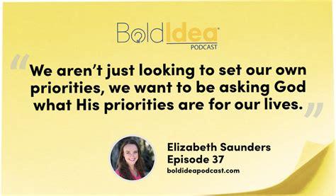 divine time management the joy of trusting god s loving plans for you ebook 037 elizabeth saunders on time management boldidea podcast
