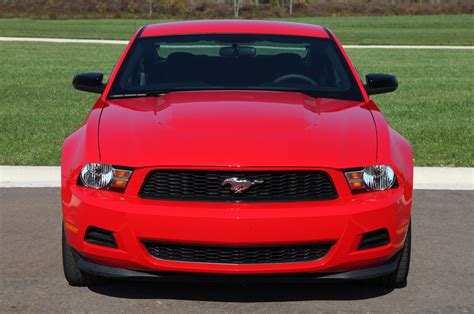 2012 ford mustang v6 review photo gallery autoblog