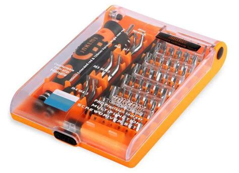 Jakemy 52 In 1 Jm 8150 Obeng Set Original dropship jakemy jm 8150 screwdriver tools set 52 in 1 to sell chinabrands