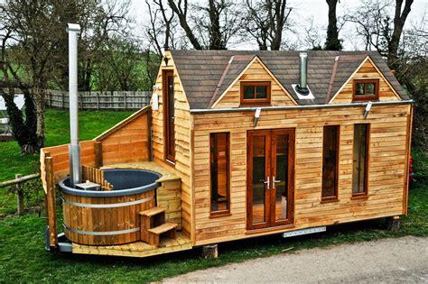 glamper tiny house camper sqft