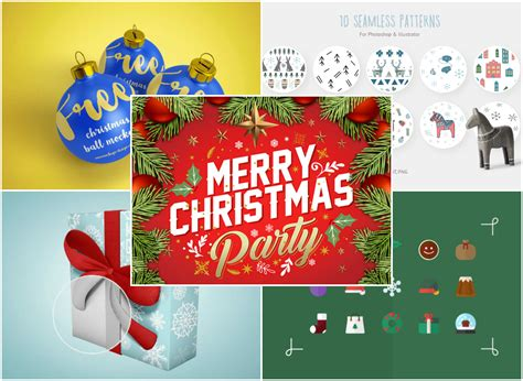 design inspiration hut 160 free christmas design downloads perfect for your