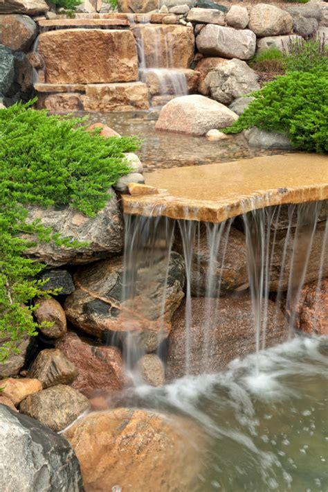 50 pictures of backyard garden waterfalls ideas designs
