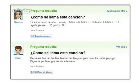 preguntas estupidas argentina las 10 preguntas m 225 s est 250 pidas en yahoo answers diario