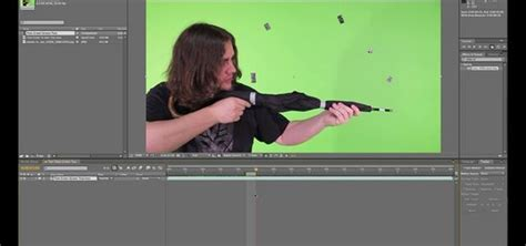 tutorial after effect green screen how to remove a green screen with keylight in adobe after