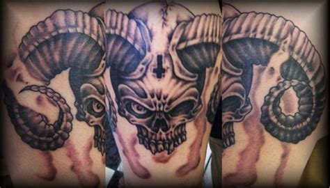 tattoo pictures skulls demons index of images 66
