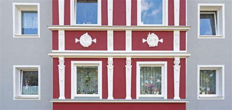 Fassaden Gesimse by Sanierungs Und Modernisierungskonzept Wdvs F 252 R
