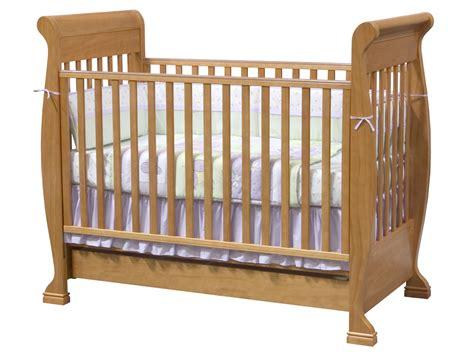 Oak Convertible Crib Da Vinci Convertible Crib In Honey Oak