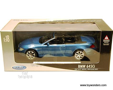 Diecast Welly Bmw 745 I 1 bmw 645ci convertible by welly 1 18 scale diecast model car wholesale 2547bu