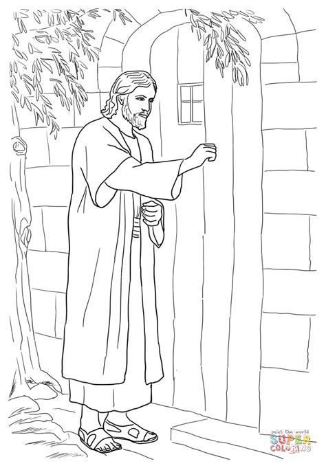 Matthew 7 Coloring Pages by Free Christian Coloring Pages For Children And
