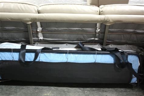 used rv sleeper sofa rv furniture used rv flexsteel ultra leather sleeper sofa