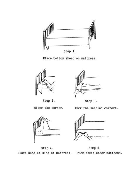 bed procedures bed procedure woodworking projects plans
