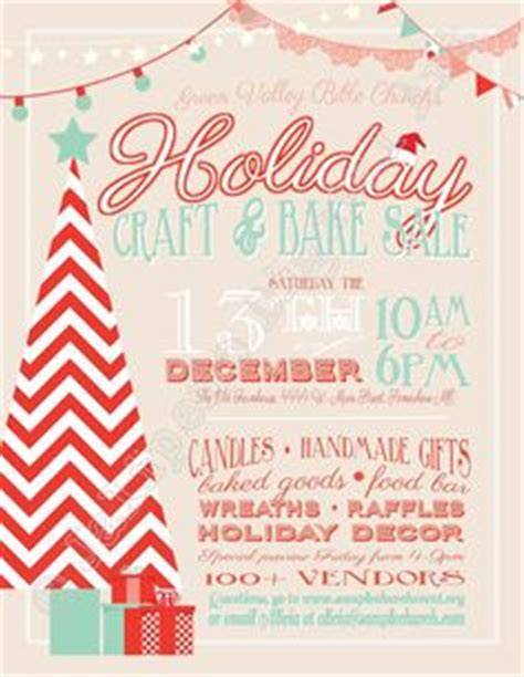 Christmas Craft Fair Poster Template For Free Festival Collections Craft Fair Poster Template Free