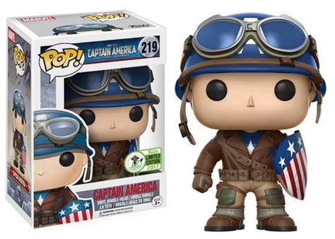 Funko Pop Tees Captain America Marvel Captain America 3 Civil War exclusive funko wwii captain america pop vinyls figure revealed marvel news