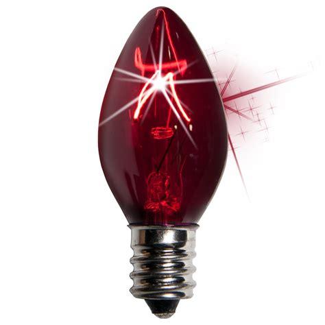 find broken bulb on christmas net lights c7 light bulb c7 twinkle purple light bulbs 7 watt
