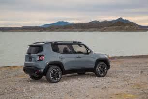 2015 Jeep Vehicles 2015 Jeep Renegade Tiniest Jeep Yet Unveiled In Geneva