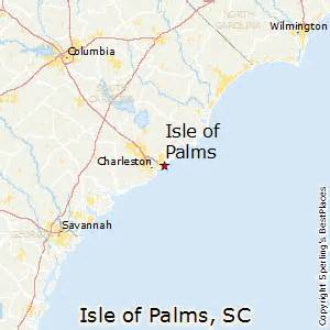 best places to live in isle of palms south carolina