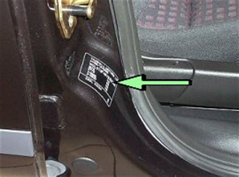 vauxhall astra vin number vehicle identification chassis number locations and vin decoder vin