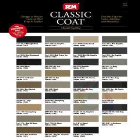 Sem Upholstery Dye by Interior Auto Sem Auto Interior Paint Autos Post