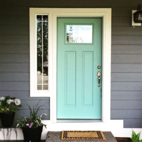 perfect accent front door color kentucky bluegrass