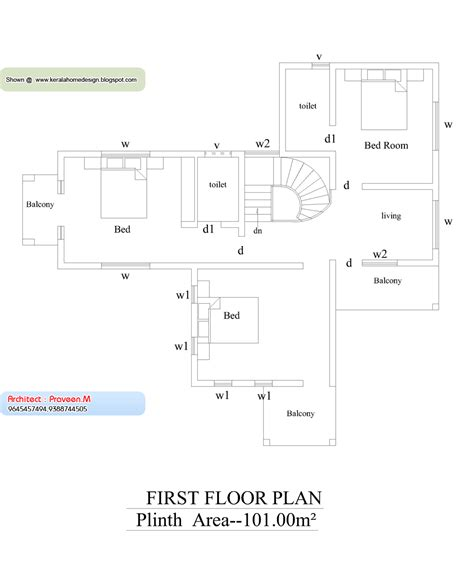 floor plan and elevation of 2203 square feet 205 square 2604 square feet floor plan and elevation kerala home