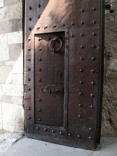 distressed metal door grungy door grunge door dungeon