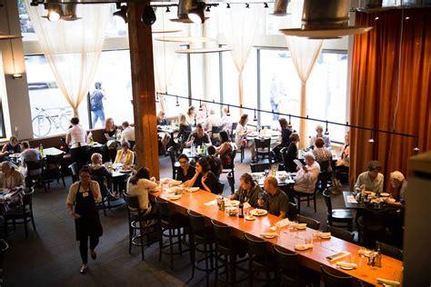 Seattles Farestart Restaurant by Get Involved Programs Farestart