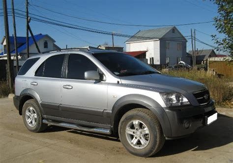 Kia Sorento 2005 Problems 2005 Kia Sorento Photos 2 5 Gasoline Manual For Sale