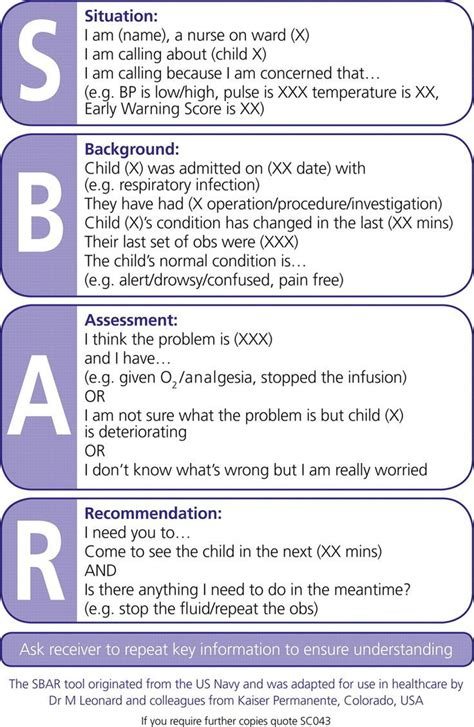 sbar template nursing 25 best ideas about sbar on