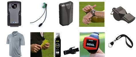 equipamiento de futbol sala accesorios para el equipamiento 225 rbitro 193 rbitros de