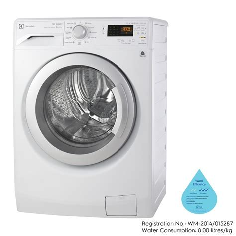 Mesin Cuci Electrolux Wwtt981x 8kg electrolux eww12842 8kg front load washer and 6kg dryer