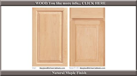 Finishing Cabinet Doors 510 Maple Cabinet Door Styles And Finishes Maryland Kitchen Cabinets Discount Kitchen