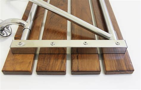 how high should a shower bench be fold down teak shower chairbuy accessories bath co ma