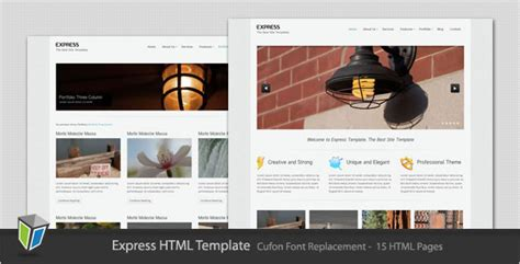 corporate express templates 50 powerful minimalist website templates web graphic