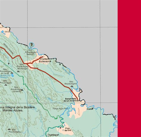 map of mexico chiapas benemrito de las amricas chiapas noticias mapas