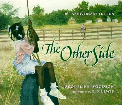 On The Other Side randomly reading the other side by jacqueline woodson