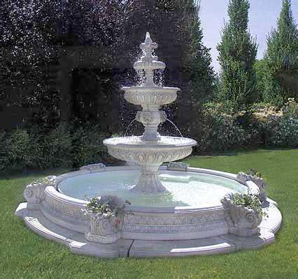 foto fontane da giardino fontane da giardino ermini mondo vasi
