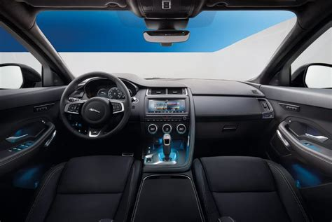 Jaguar Suv 2020 by 2020 Jaguar Xq Interior Features Technology New Suv Price