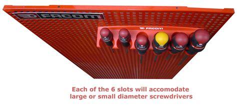 Screwdriver 3 0x75mm screwdriver rack for 6 screwdrivers cks 08