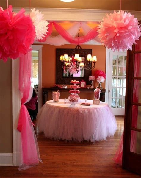 Decorating Ideas With Tulle Tulle Heaven Room Decoration Ideas Themes