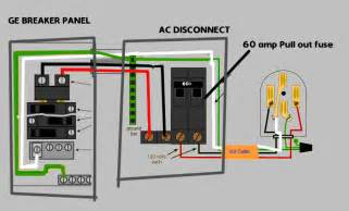 electrical how to hook up 120v 240v on ac disconnect home improvement stack exchange