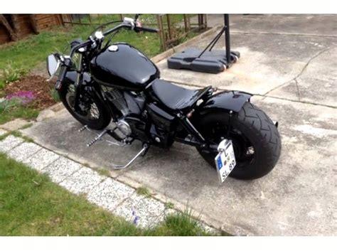 Motorrad Umbau Chopper by Harley Davidson Honda Harley Davidson Shadow 1100 Custom