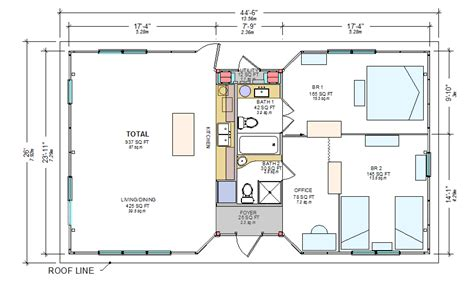 quonset homes plans quonset hut house floor plans escortsea