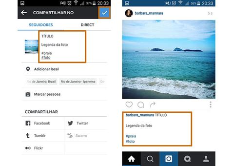 bio instagram pular linha como escrever pulando linha no instagram saiba editar os