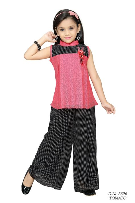 dress design with plazo indian fashionable designs girls plazo suit girls