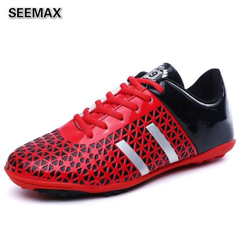 aliexpress football shoes popular youth leather soccer cleats buy cheap youth