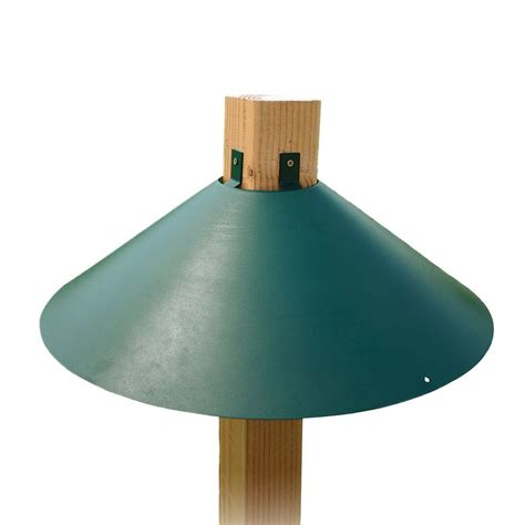 shop woodlink bird feeder squirrel baffle at lowes com