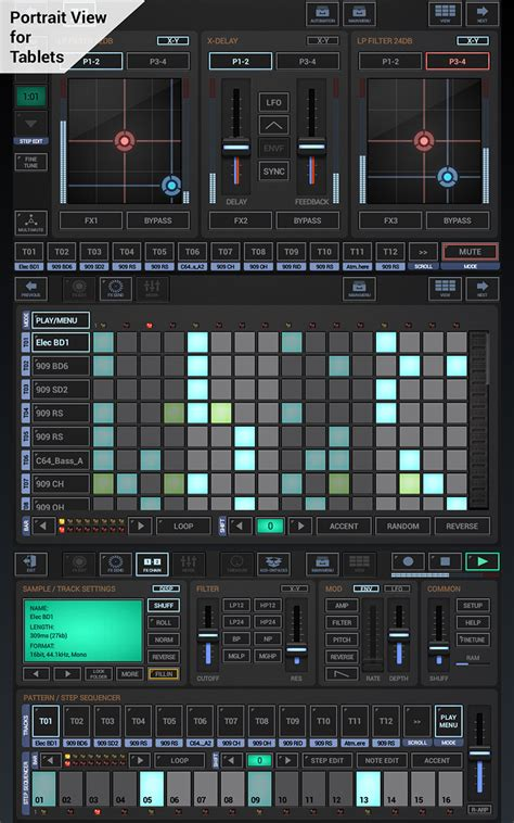 android rhythm kvr g stomper rhythm by planet h drum machine for android