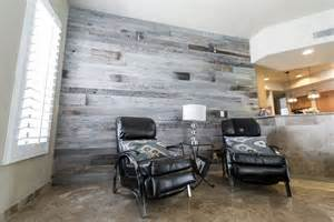Kitchen Countertops Materials modern contemporary tobacco barn grey wood wall porter
