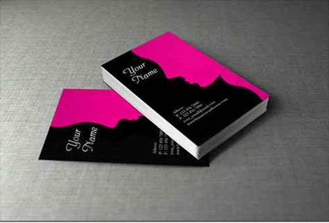 120 latest free business card psd templates psdreview